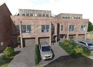 Thumbnail 3 bed semi-detached house for sale in Plot 4, Coldhams Place, Cambridge