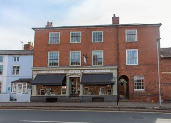 Thumbnail 2 bed town house for sale in The Homend, Ledbury, Herefordshire