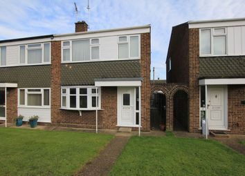 Thumbnail 3 bedroom property to rent in Hendon Close, Wickford