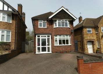 Thumbnail 3 bed detached house for sale in Greengate Lane, Birstall, Leicester, Leicestershire