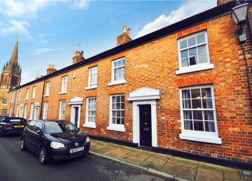 Thumbnail 2 bed terraced house for sale in Pyecroft Street, Chester, Cheshire