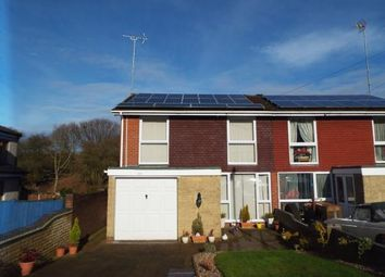 Thumbnail 3 bed semi-detached house for sale in Rawnsley Road, Hednesford, Cannock, Staffordshire