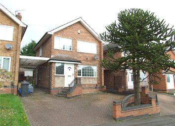 Thumbnail 3 bedroom detached house for sale in Hillside Road, Spondon, Derby