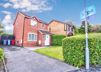 Foxglove Avenue, Halewood, Liverpool L26. 3 bed detached house
