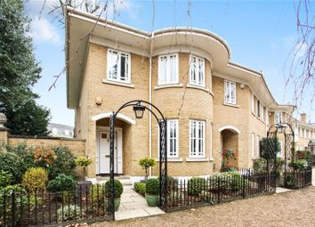 Thumbnail 4 bed semi-detached house for sale in Lakeside Grange, Weybridge, Surrey