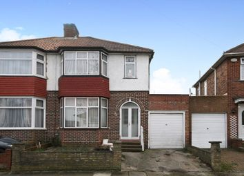 Thumbnail 4 bed semi-detached house for sale in Orchard Gate, Wembley