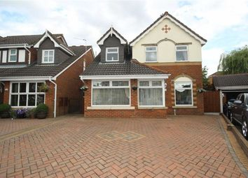 Thumbnail 3 bed detached house for sale in Wrenswood Drive, Ellenbrook, Worsley