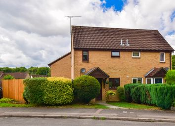 Thumbnail 1 bed end terrace house for sale in Chevening Close, Crawley