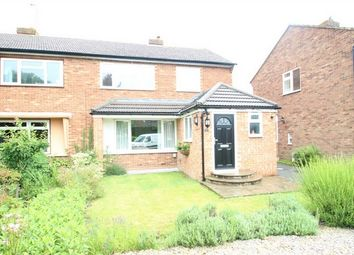 Thumbnail 3 bed semi-detached house for sale in Queenhythe Road, Jacob's Well, Guildford, Surrey