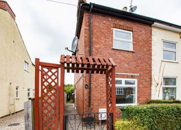 Thumbnail 2 bed semi-detached house to rent in Highmore Street, Hereford