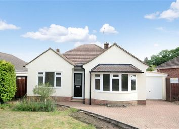 Thumbnail 3 bed detached bungalow for sale in Wharf Road, Wroughton, Swindon