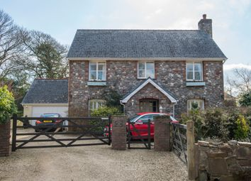 4 bed detached house for sale in Blackhills Lane, Fairwood, Swansea SA2
