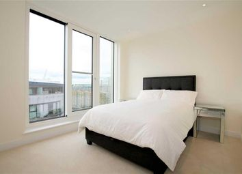 Thumbnail 2 bed flat to rent in Cascade Court, Sopwith Way, Battersea, London