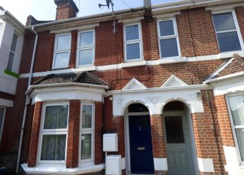 Thumbnail 2 bed flat to rent in Stafford Road, Shirley, Southampton