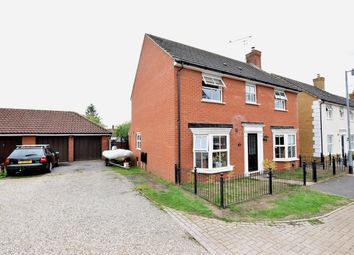 Thumbnail 4 bed detached house for sale in Church Meadows, Bocking, Braintree