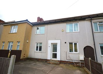 Thumbnail 3 bed property for sale in Chestnut Avenue, Midway, Swadlincote