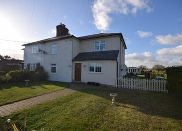Thumbnail 5 bed semi-detached house for sale in Manor Road, Dengie, Southminster