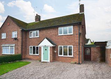 Thumbnail 3 bed semi-detached house for sale in Beechcroft, Barlaston, Stoke-On-Trent