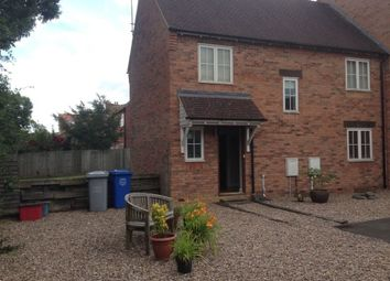 Thumbnail 3 bed property to rent in Birch Spinney, Mawsley Village, Kettering, Northamptonshire