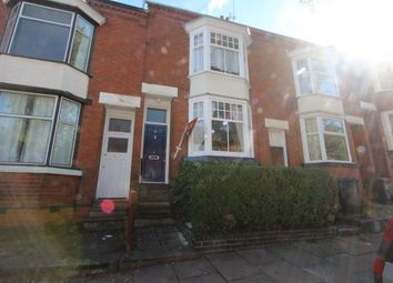 Thumbnail 4 bedroom property to rent in Lorne Road, Clarendon Park, Leicester