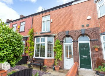 Thumbnail 3 bed terraced house for sale in Bolton Road, Kearsley, Bolton, Greater Manchester