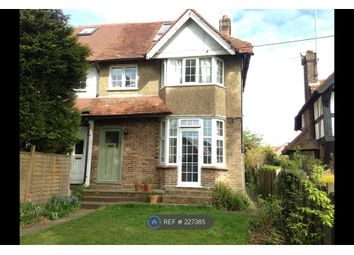 Thumbnail 4 bed semi-detached house to rent in Clayton Avenue, Hassocks