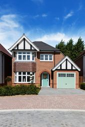 Thumbnail 3 bedroom detached house for sale in Sanderson Manor, Church Road, Hauxton, Cambridge