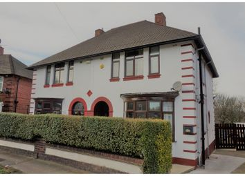 Thumbnail 3 bed semi-detached house for sale in Clifton Crescent, Sheffield