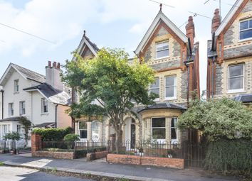 Thumbnail 4 bed semi-detached house for sale in New Road, Reading