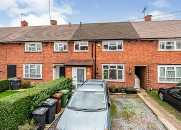 Thumbnail 3 bed terraced house for sale in Cromwell Road, Borehamwood