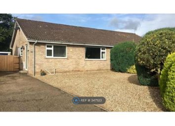 Thumbnail 3 bed bungalow to rent in Gorse View, Beetley, Dereham