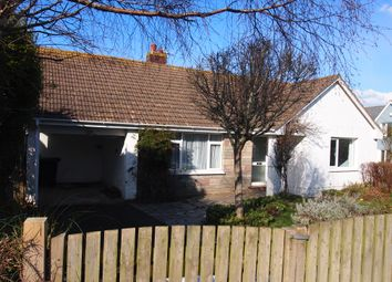 Thumbnail 3 bed detached bungalow to rent in Sandy Way, Croyde