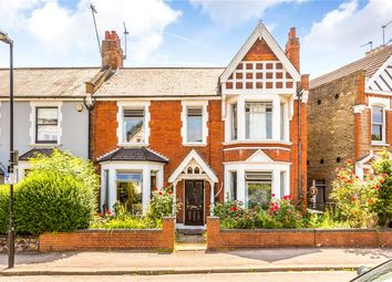Thumbnail 4 bed end terrace house for sale in Carysfort Road, London