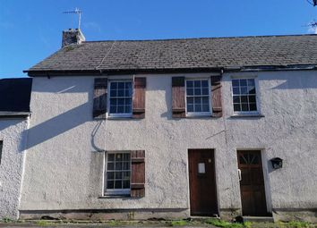 Thumbnail 3 bed terraced house for sale in High Street, Doldre, Tregaron