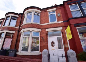 Thumbnail 3 bed terraced house for sale in Deveraux Drive, Wallasey, Merseyside