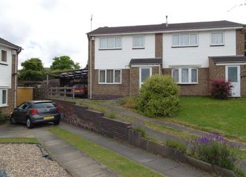 Thumbnail 3 bed semi-detached house for sale in Hatherleigh Road, Leicester, Leicestershire