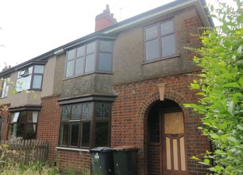 Thumbnail 3 bed semi-detached house for sale in 190 Queens Road, Nuneaton