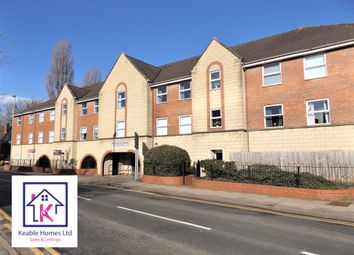Thumbnail 2 bed flat to rent in Park Road, Cannock