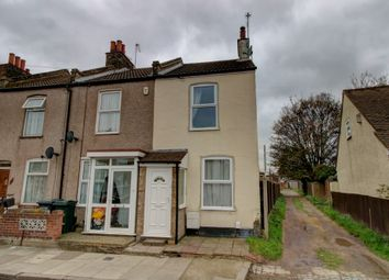 Thumbnail 2 bed end terrace house for sale in Bayly Road, Dartford