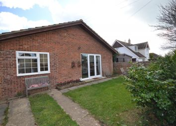 Thumbnail 4 bed detached bungalow for sale in Woodland Road, Selsey