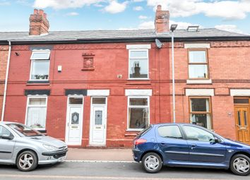 Thumbnail 2 bed terraced house to rent in Oxford Street, Latchford, Warrington