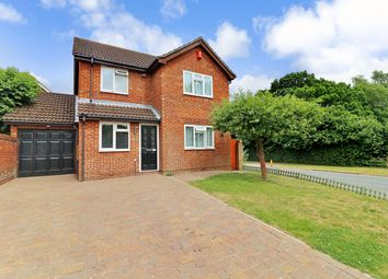 Thumbnail 3 bed detached house for sale in Gullycroft Mead, Hedge End, Southampton, Hampshire
