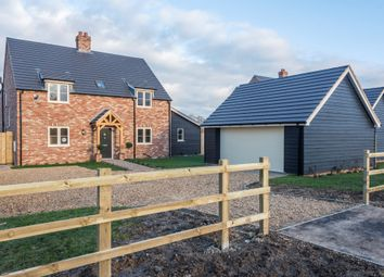 Thumbnail 4 bed detached house for sale in Walton Road, Plot 5, Marshland St. James, Wisbech