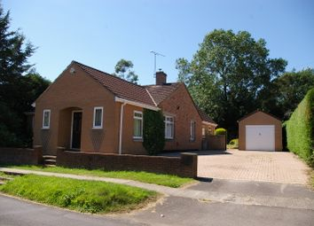 Thumbnail 4 bed detached bungalow for sale in The Street, Broughton Gifford