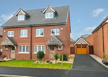 Thumbnail 4 bed semi-detached house for sale in Buckinghamshire Place, Buckshaw Village, Chorley