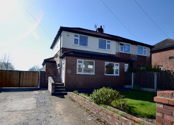 Thumbnail 3 bed semi-detached house to rent in The Broadway, Bredbury, Stockport, Cheshire