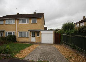 Thumbnail 3 bed semi-detached house to rent in Wells Close, Chippenham