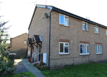 Thumbnail 1 bed town house to rent in Hatton Close, Warren Hill, Nottingham