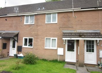 Thumbnail 1 bed terraced house to rent in Pant Yr Helyg, Fforestfach, Swansea.