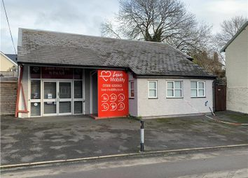 Thumbnail Office to let in Prominent Warehouse/Showroom/Offices, New Street Garage, New Street, Bishops Castle, Shropshire